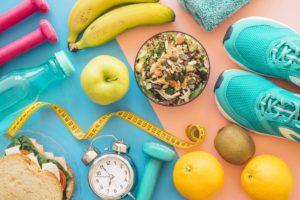 Dietetyka owoce i sport