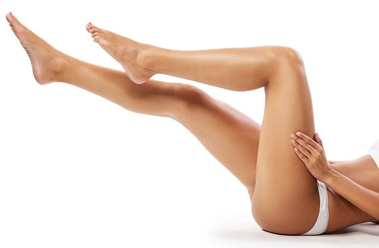 Laserowe zamykanie naczynek - piękne nogi