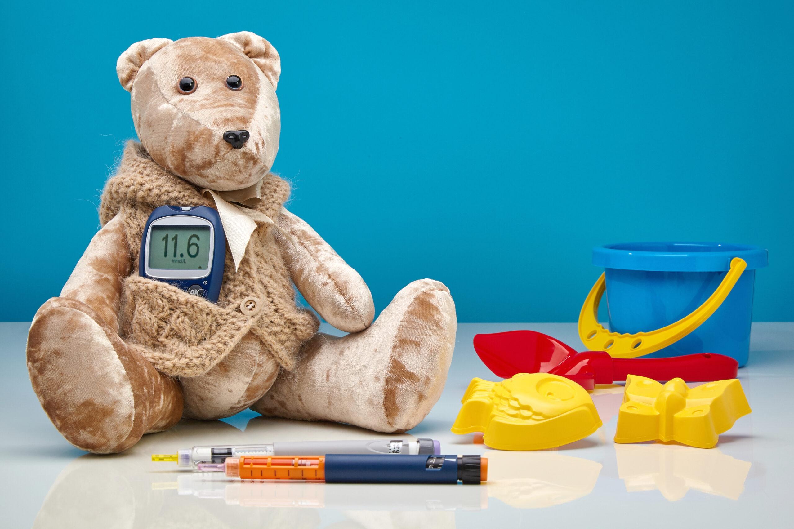 diabetolog dziecięcy